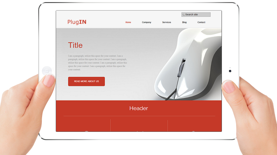 PLUGIN | APPME - 5 PAGE SITE + BLOG