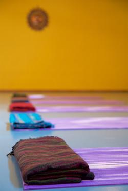 Die Zeit, Yogamatte, Yogapants