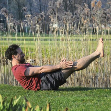 Yogaprogramm - 5 Übungen für Dich