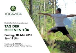 Yoga in Chur – Yogavida Tag der offenen Tür