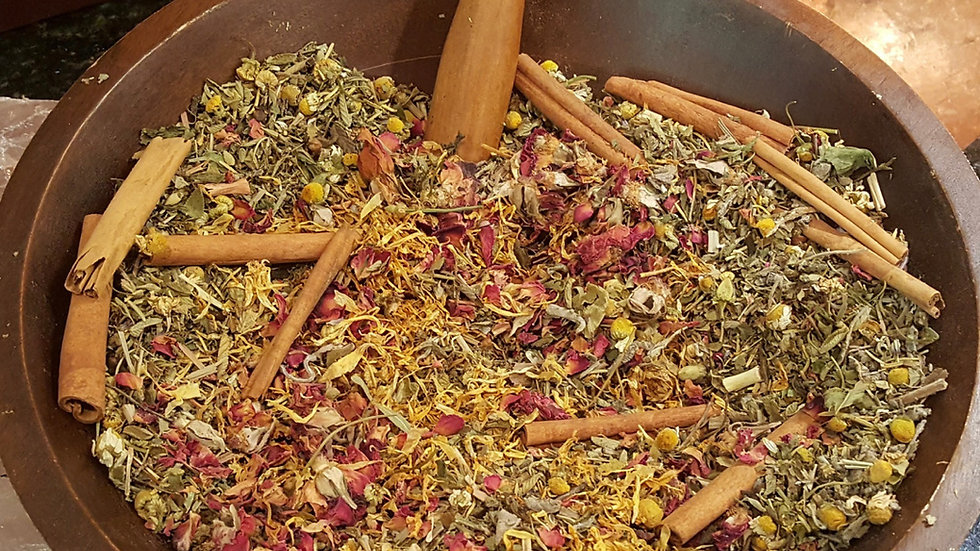 V-Steaming Herbs