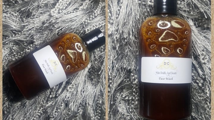 Tumeric Honey Face Wash