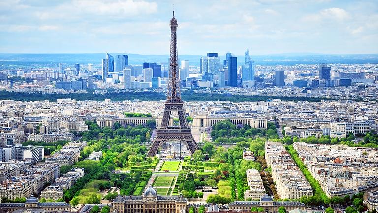 Ranger/Young Leader International - Paris