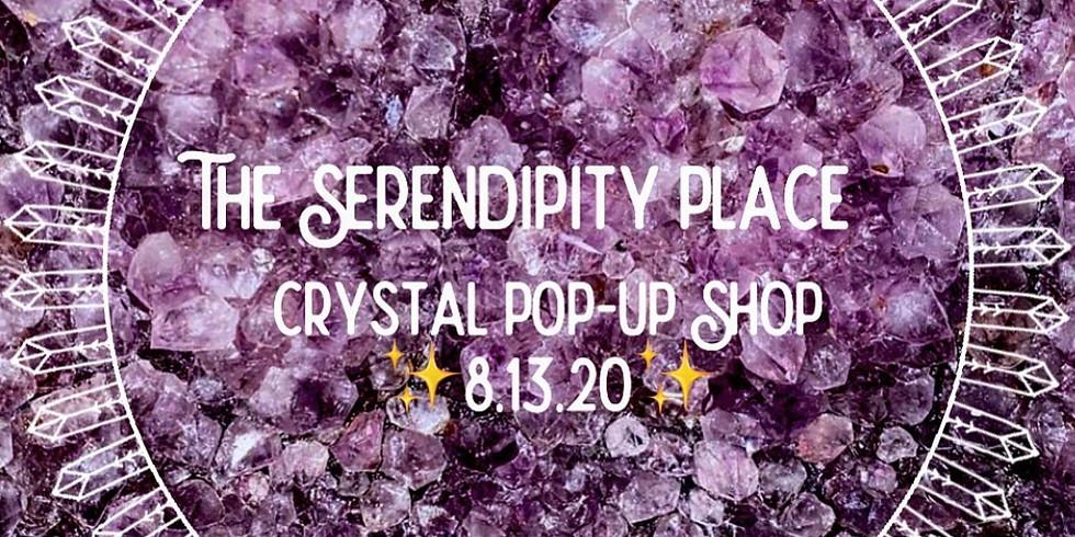 Crystal Pop-Up Shop