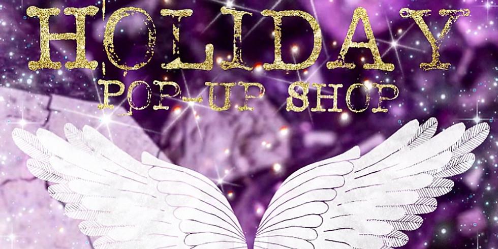 Holiday Crystal Pop-Up Shop 11.28.20