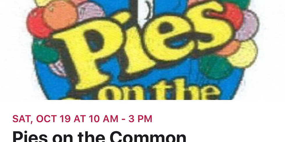 Pies on the Common