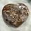 Thumbnail: Flower Agate Heart