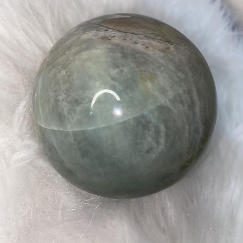Green Moonstone (Garnierite)