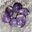 Thumbnail: Amethyst Palm Stones (small)