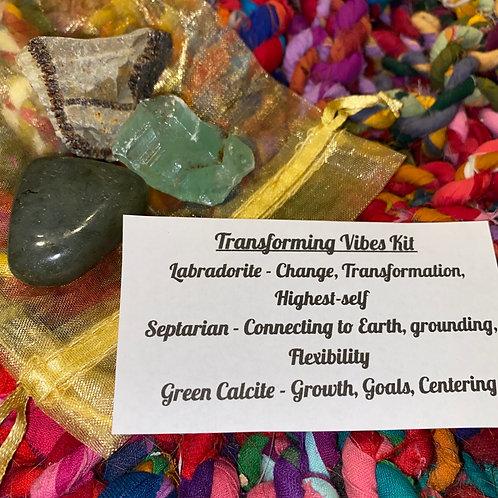 Transforming Vibes Kit