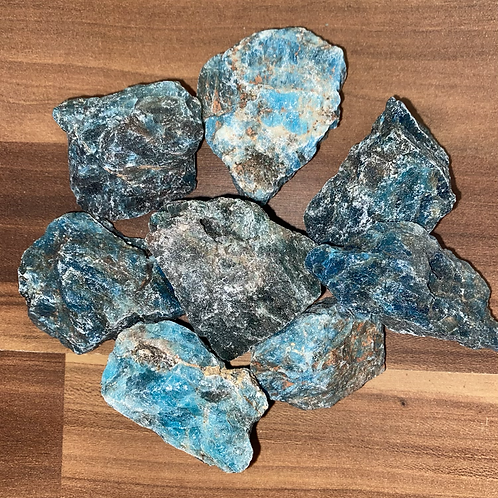 Apatite (intuitively picked)