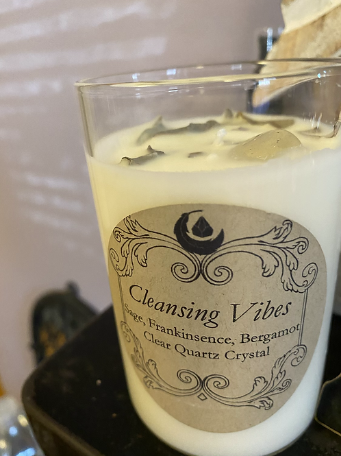 Cleansing Vibes Candle
