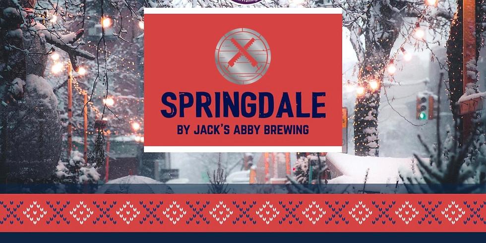 DFI Holiday Market @ Springdale Barrel Room