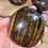 Thumbnail: Tigers Eye Palm Stone