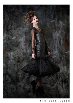 Dark Fashion Editorial