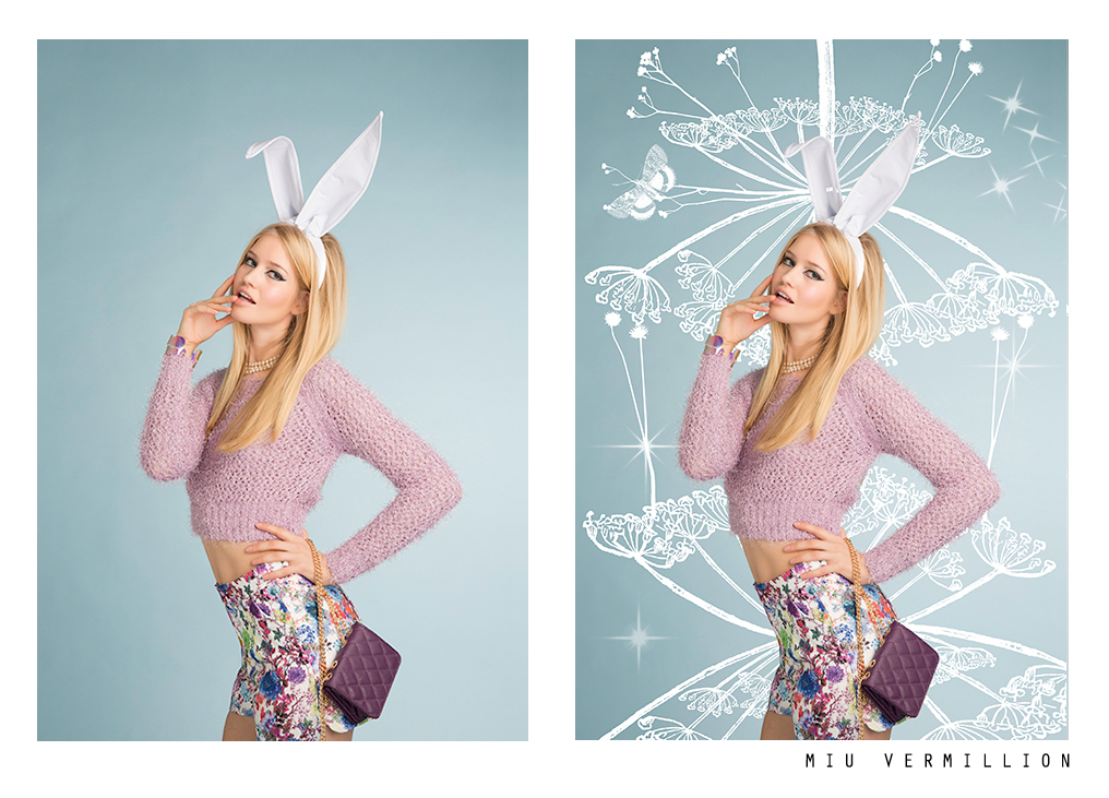 Hunny Bunny 003 (Raw + Edited)