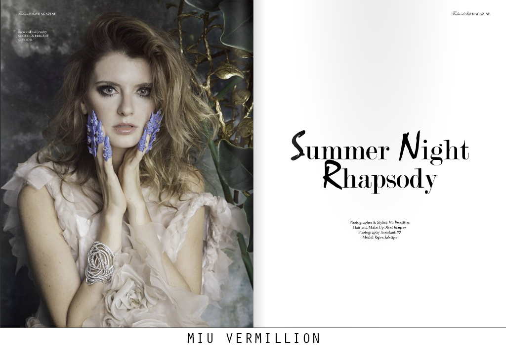Summer Nights Rhapsody (Tearsheet)