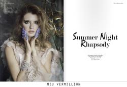 Summer Nights Rhapsody (Tearsheet)
