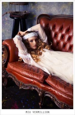 Miu Vermillion | Fashion Editorial