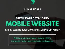 Responsive Design: Webseiten mobil optimieren