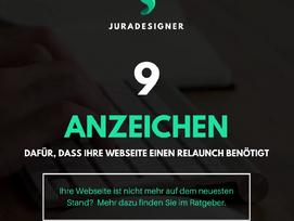 9 Anzeichen dafür, dass Ihre Webseite einen Relaunch benötigt