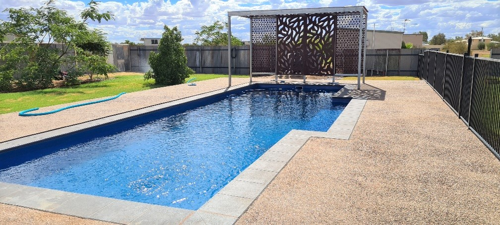 Pool at Emma St