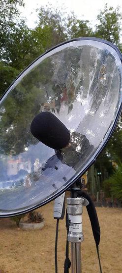 Micrófono parabólico Ornitronik