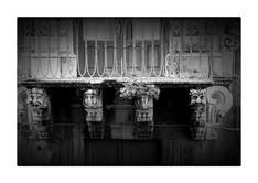 serie Historical Balcone in stile barocco CATANIA, Italy, 2014