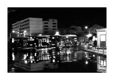 serie Notturna Veduta da Piazza P- Borsellino CATANIA, Italy, 2019