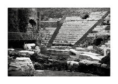 serie Archeo Teatro Odeon romano CATANIA, Italy, 2015