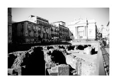 serie Archeo Anfiteatro romano CATANIA, Italy, 2013