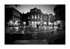 serie Historical Piazza Teatro Massimo CATANIA, Italy, 2014