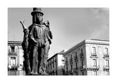 serie Barocco Piazza Università CATANIA, Italy, 2014