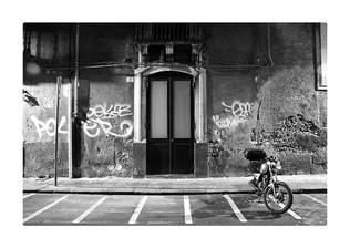 Un'abitazione del centro storico, Catania, Italy, 2018