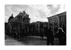 serie Barocco Piazza Duomo CATANIA, Italy, 2014