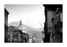 serie Panoramic Views Veduta da Via Etnea CATANIA, Italy, 2012
