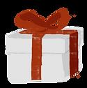Wrapped Geschenk
