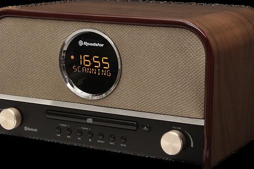 Музыкальный центр HRA-1750D+BT Bluetooth