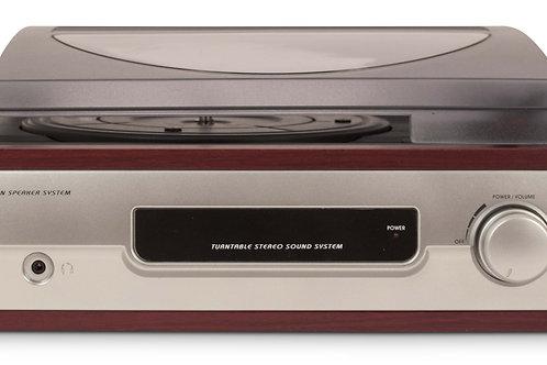 Проигрыватель виниловых пластинок Элегант DT012