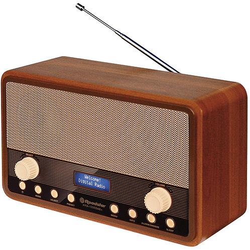 Цифровое радио Future c системой +DAB/DAB HRA1300D