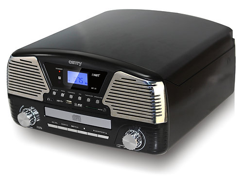 Музыкальный центр Disco1980 СR1134Black