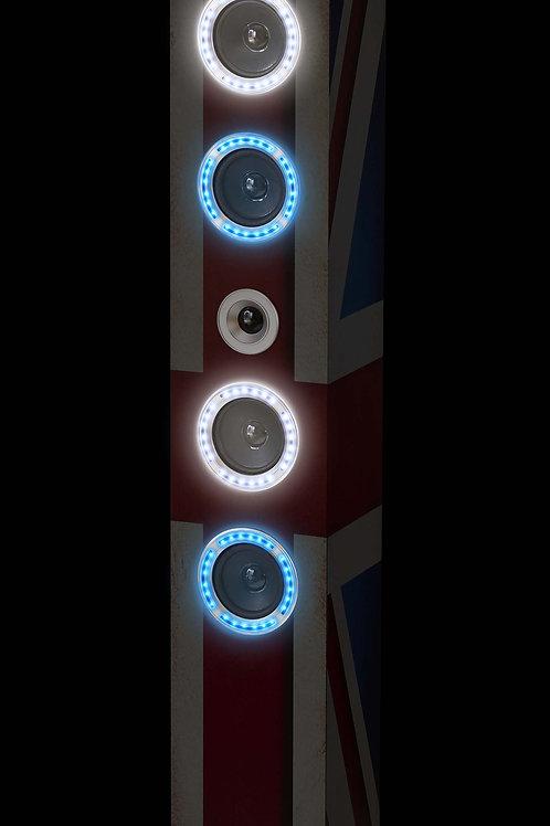 Музыкальный центр Lights of London 1620tw7uklight1