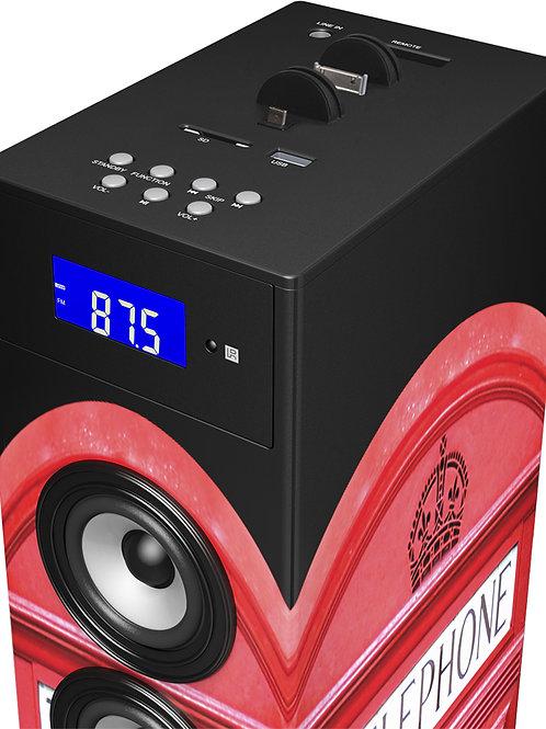Музыкальная станция RetroTelephone 1620tw7tB