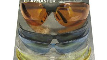 Clay Master Shooting Glasses
