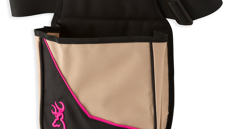 Pink Browning Pouch