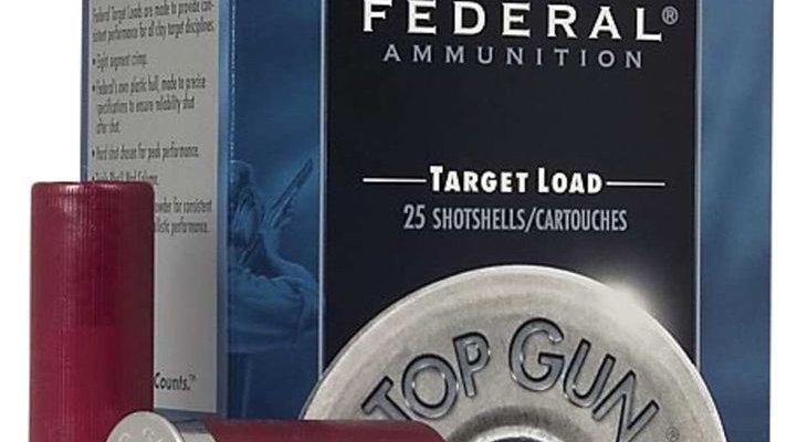 12 Gauge Federal Ammo - 8