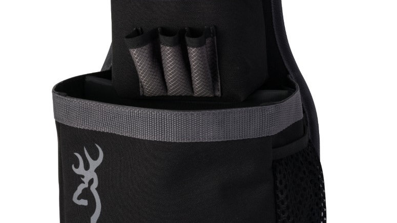 Flash Gray Shooting Pouch