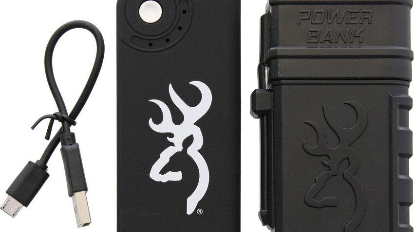 Browning Power Bank USB Charger
