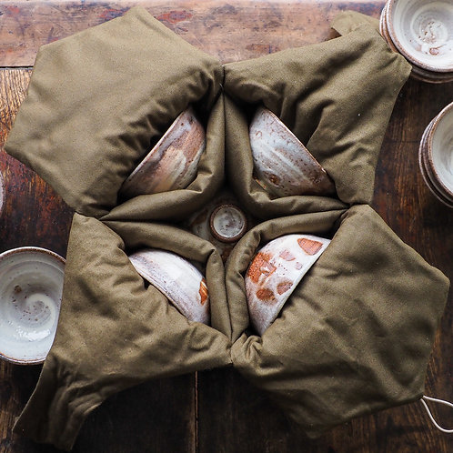 Bowls In Travel Bag