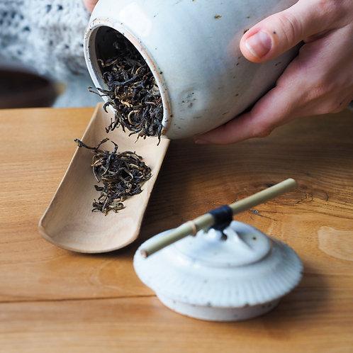 Tanuki Tea Jar